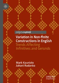 Cover Variation in Non-finite Constructions in English