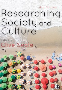 Cover Researching Society and Culture