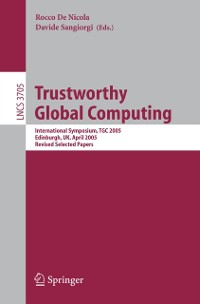 Cover Trustworthy Global Computing