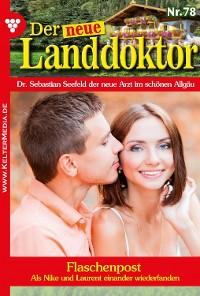 Cover Der neue Landdoktor 78 – Arztroman