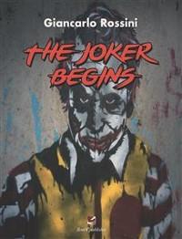 Cover The Joker Begins
