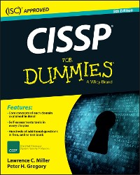 Cover CISSP For Dummies