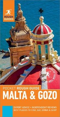Cover Pocket Rough Guide Malta & Gozo (Travel Guide eBook)