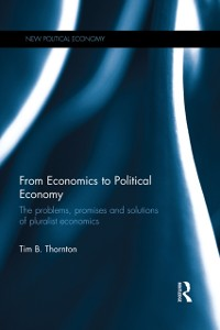 Cover From Economics to Political Economy