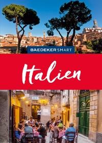 Cover Baedeker SMART Reiseführer Italien