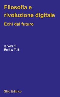 Cover Filosofia e rivoluzione digitale