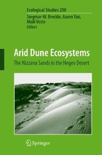 Cover Arid Dune Ecosystems