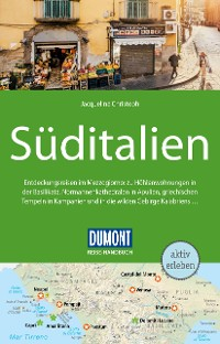 Cover DuMont Reise-Handbuch Reiseführer Süditalien