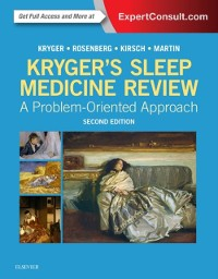Cover Kryger's Sleep Medicine Review