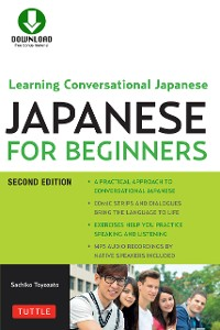 Cover Japanese for Beginners