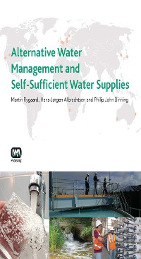 Cover Alternative Water Management and Self-Sufficient Water Supplies