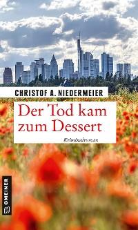 Cover Der Tod kam zum Dessert