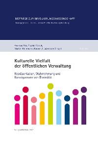 Cover Kulturelle Vielfalt der öffentlichen Verwaltung