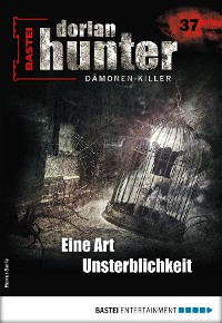 Cover Dorian Hunter 37 - Horror-Serie