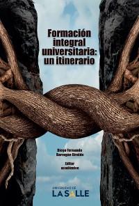 Cover Formación integral universitaria