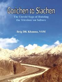 Cover Gorichen to Siachen