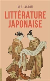 Cover La littérature japonaise