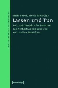 Cover Lassen und Tun