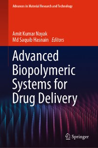 Cover Advanced Biopolymeric Systems for Drug Delivery