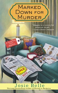 Cover Marked Down for Murder