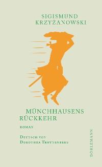 Cover Münchhausens Rückkehr