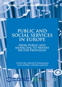 Cover Public and Social Services in Europe