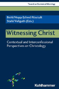Cover Witnessing Christ