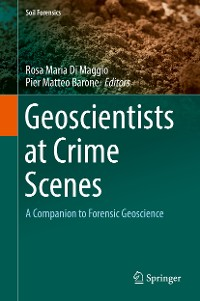 Cover Geoscientists at Crime Scenes