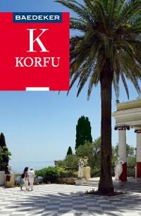 Cover Baedeker Reiseführer Korfu