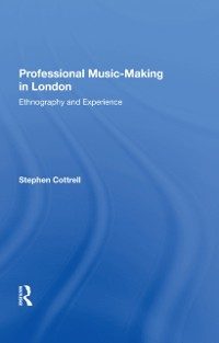 Cover Professional Music-Making in London