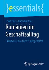 Cover Rumänien im Geschäftsalltag