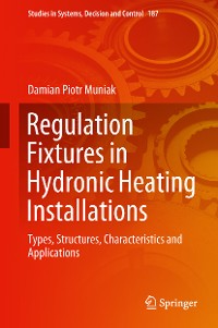 Cover Regulation Fixtures in Hydronic Heating Installations