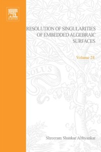 Cover Resolution of Singularities of Embedded Algebraic Surfaces