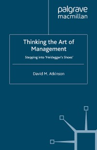 Cover Thinking The Art of Management