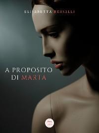 Cover A proposito di Marta