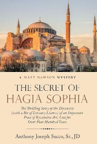 Cover The Secret of Hagia Sophia