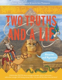 Cover Two Truths and a Lie: Histories and Mysteries