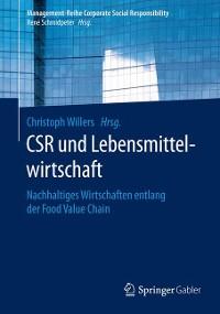 Cover CSR und Lebensmittelwirtschaft