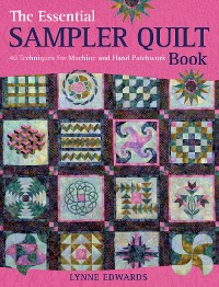 Cover The Essential Sampler Quilt Book