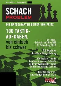 Cover Schach Problem Heft #03/2019