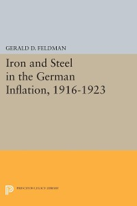 Cover Iron and Steel in the German Inflation, 1916-1923