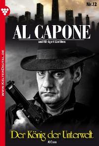Cover Al Capone 12 – Kriminalroman