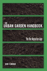 Cover An Urban Garden Handbook