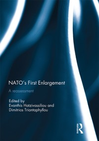 Cover NATO's First Enlargement