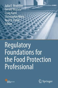Cover Regulatory Foundations for the Food Protection Professional