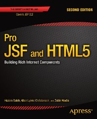 Cover Pro JSF and HTML5