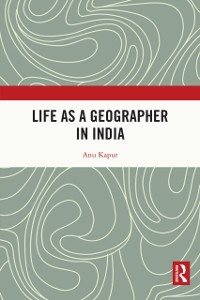 Cover Life as a Geographer in India
