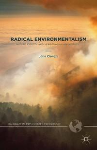 Cover Radical Environmentalism