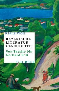 Cover Bayerische Literaturgeschichte