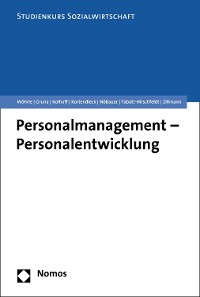 Cover Personalmanagement - Personalentwicklung